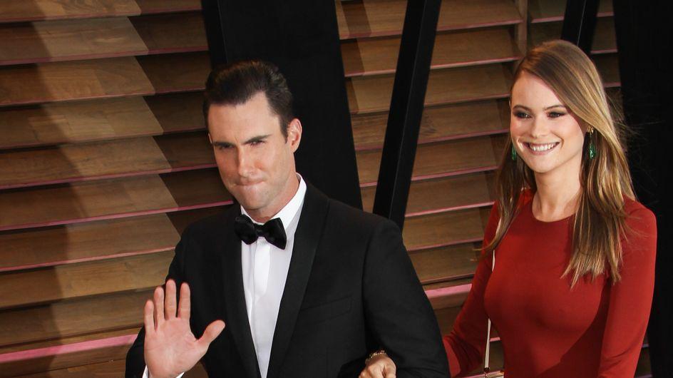 Adam Levine y Behati Prinsloo ya son padres de su primera hija