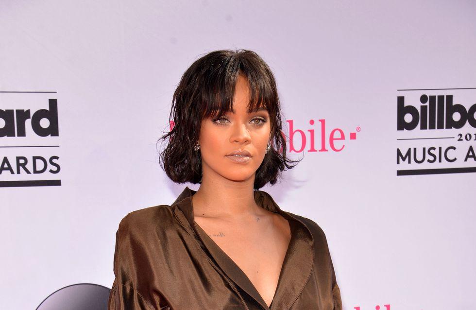 François Hollande interpellé par Rihanna, il répond enfin