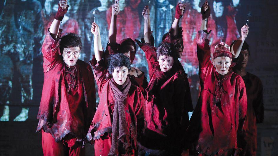 """4 raisons d'aller voir """"Oliver Twist, le musical"""""""