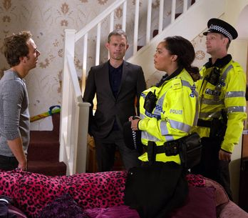 Coronation Street 05/10 - Suspicion Falls On David