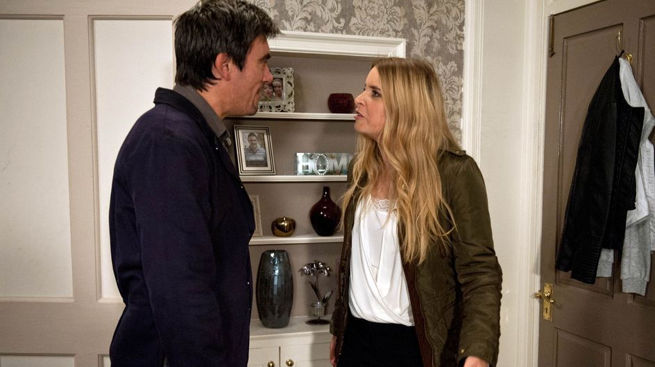 Emmerdale 05/10 - Charity Tells Cain How It Is
