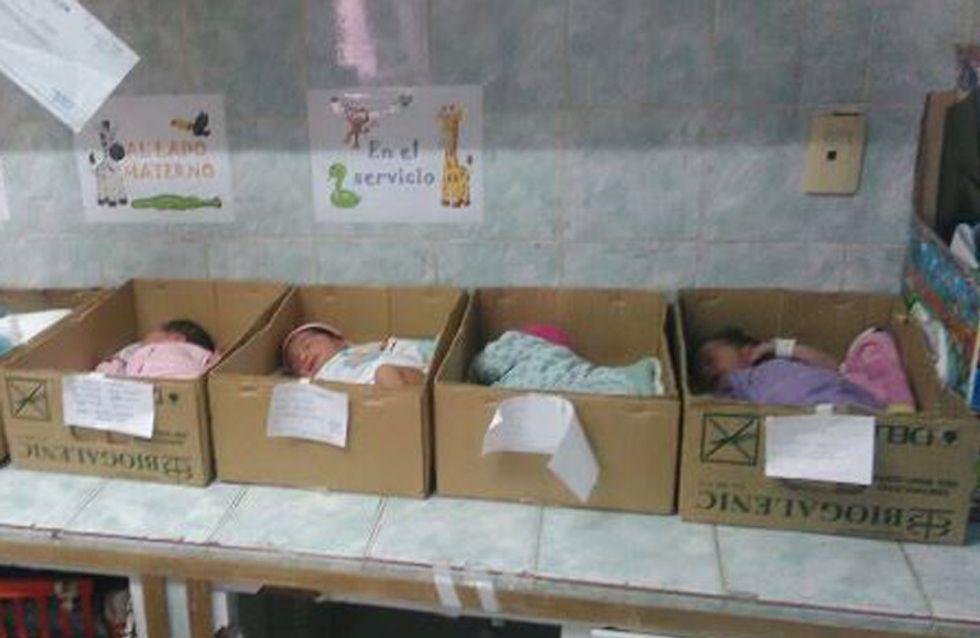 Schockierende Aufnahmen aus Venezuela: Die Bilder dieser Neugeborenenstation gehen um die Welt