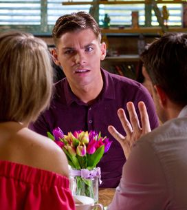 Hollyoaks 06/10 - Ste Demands Joint Custody Of Leah And Lucas