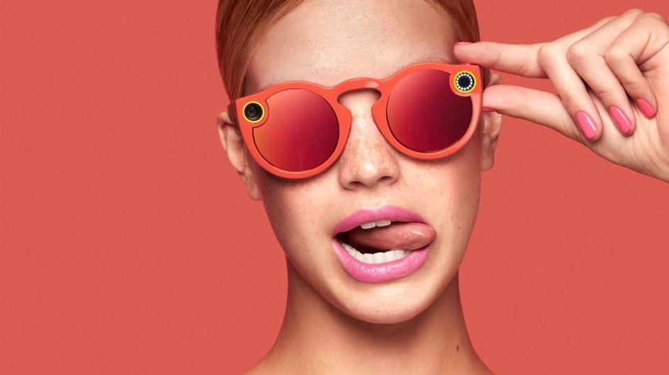 L'accessoire qui nous fait de l'œil : Les lunettes connectées Snapchat (Photos)