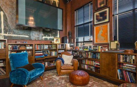 La casa de Johnny Depp en Los Ángeles