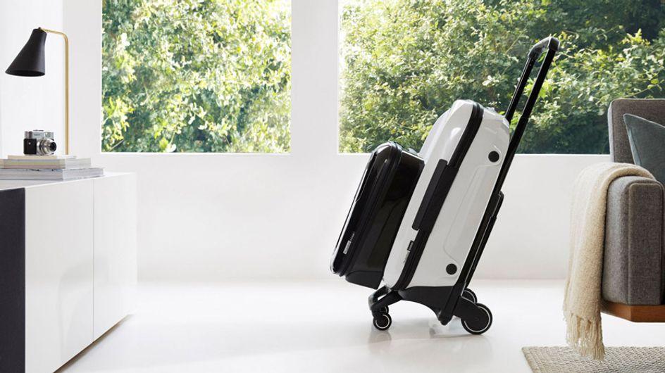 Bugaboo amplía horizontes: del carro de lujo para bebé a la maleta VIP
