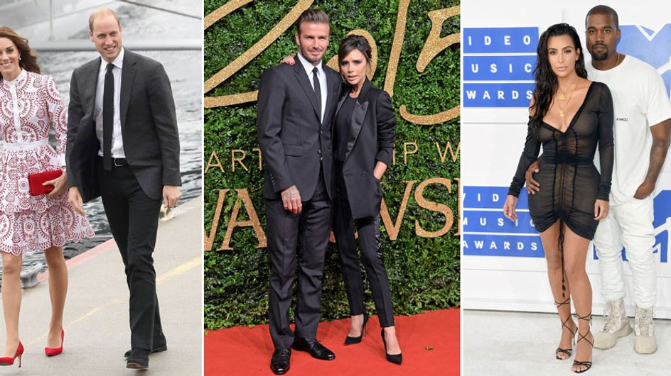 15 Celebrity Power Couples Keeping Our Faith In True Love Alive
