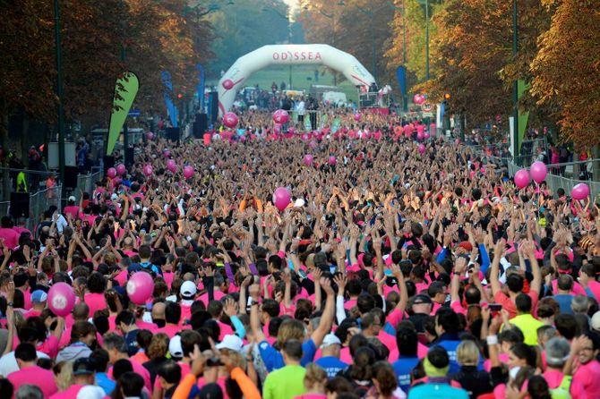 Odyssea Paris, plus qu'une course, une grande fête