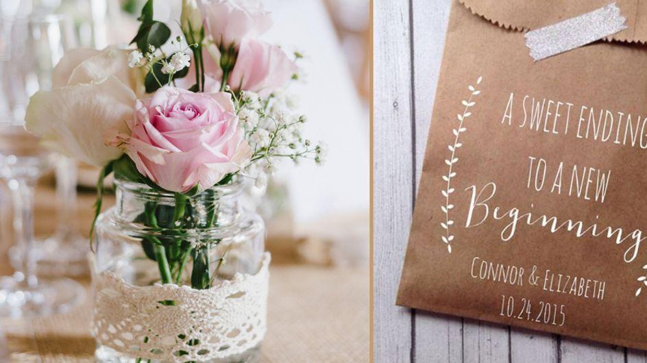 Personalisierte Hochzeitsdeko: SO wird eure Hochzeit wirklich einzigartig!