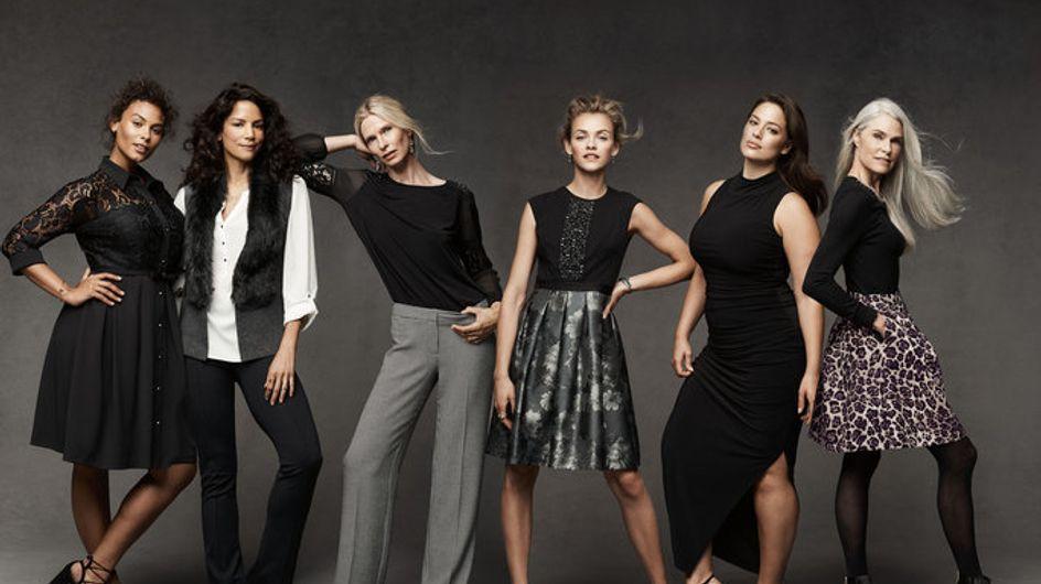 Cette marque américaine célèbre les corps de toutes les femmes, qu'importe la taille ou l'âge (Photos)