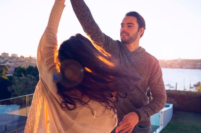Sport für Paare: Tanzen