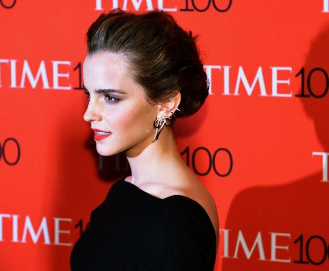 Emma Watson co-produit un clip reboostant pour l'égalité hommes-femmes