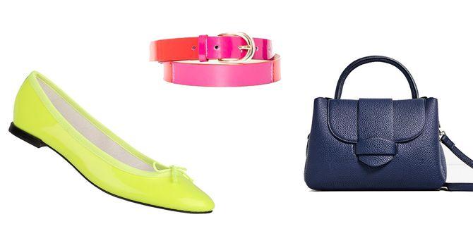 Associer les couleurs de ses accessoires