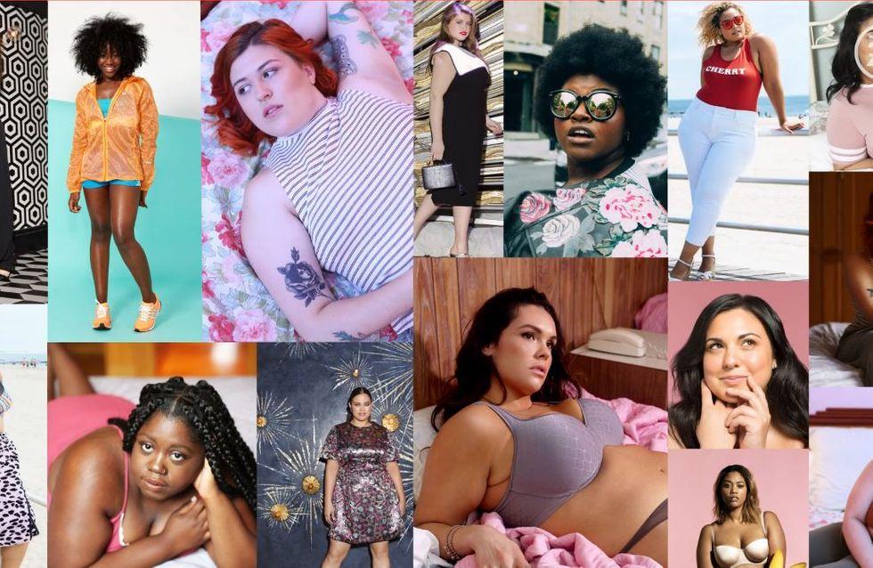 Refinery29 lance un projet visant à mettre en avant la femme plus size (Photos)