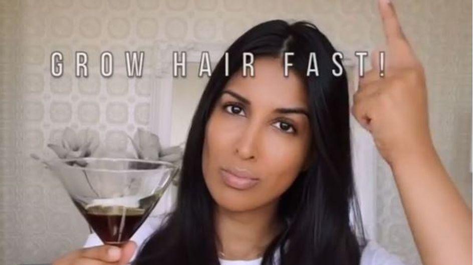 Farah Dhukai, la youtubeuse aux remèdes beauté 100% naturels, nous livre son secret pour faire pousser les cheveux...