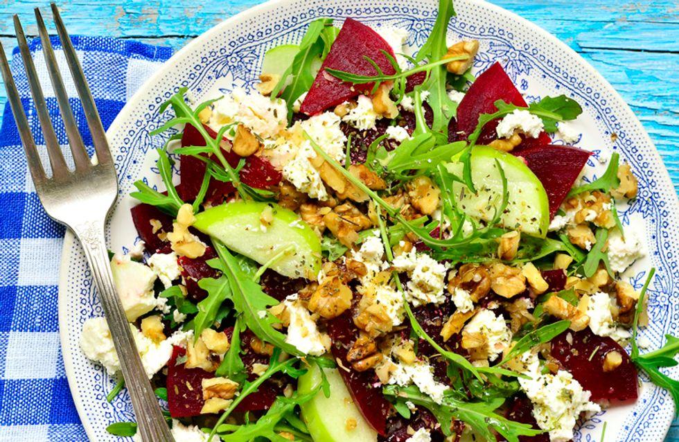 ¡Llena tu vida de sabor! Vinagretas y otros aliños para ensaladas