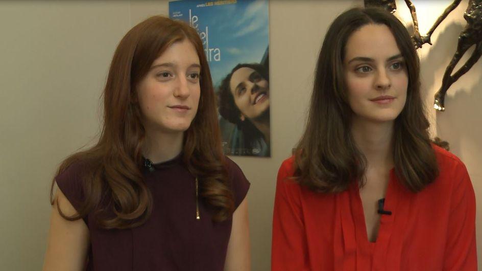 """Noémie Merlant et Naomi Amarger (""""Le Ciel attendra"""") : """"Essayer de comprendre est une manière de se battre"""""""