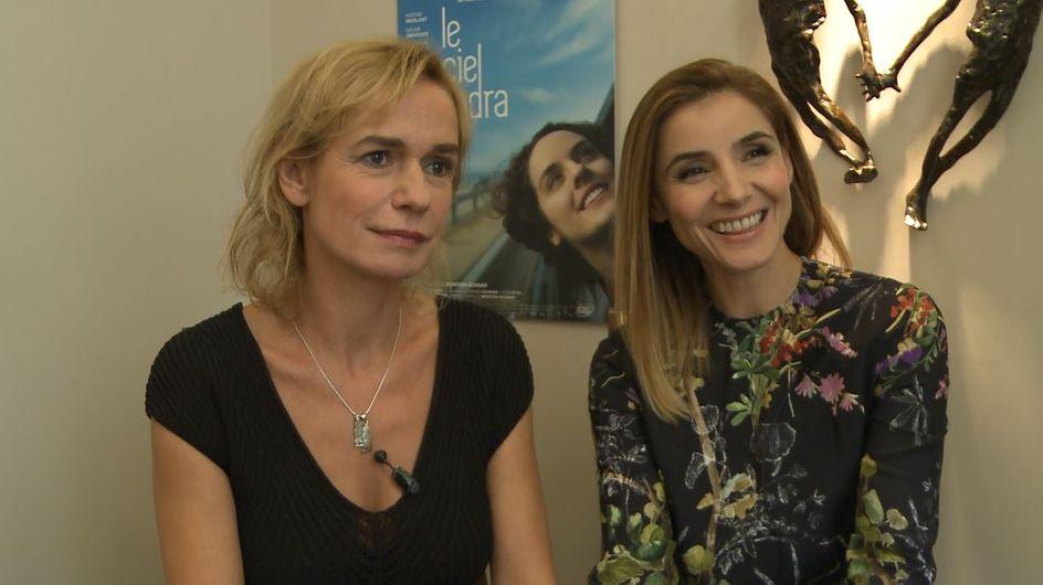 """Sandrine Bonnaire et Clotilde Courau : """"Le Ciel attendra parle d'espoir"""" (Vidéo Exclu)"""