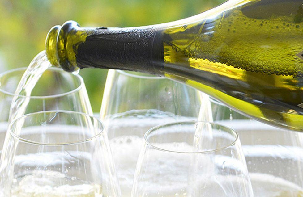 ¡Atención, bebedores de champán! Recopilamos las mejores marcas del mundo