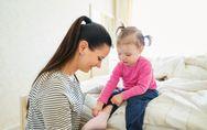 5 Tricks, die wirklich funktionieren, damit Kinder sich alleine anziehen