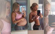 2 Monate nach der Geburt: Die Bilder dieser Mutter sorgen für Diskussion