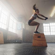 Avec le CrossFit ® , je sculpte mon corps et je renforce mon coeur