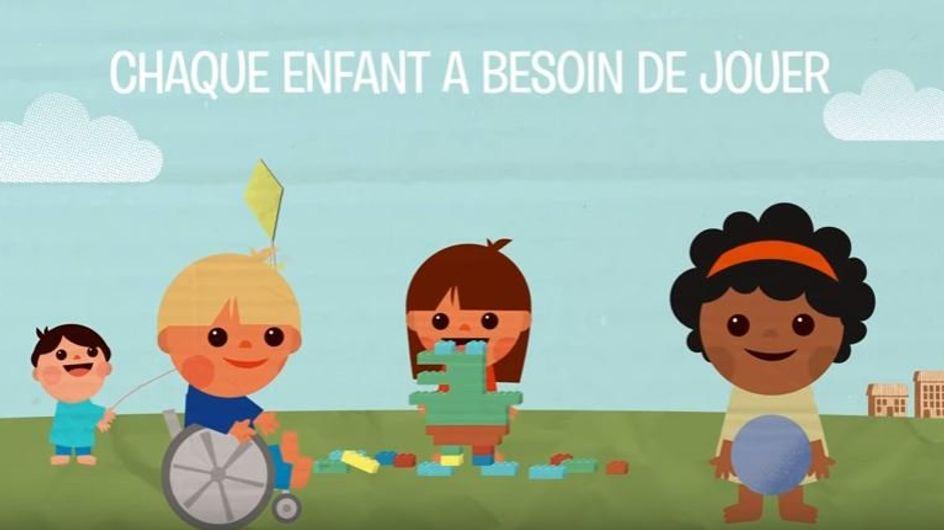 LEGO® DUPLO® et UNICEF lancent une campagne pour célébrer le jeu