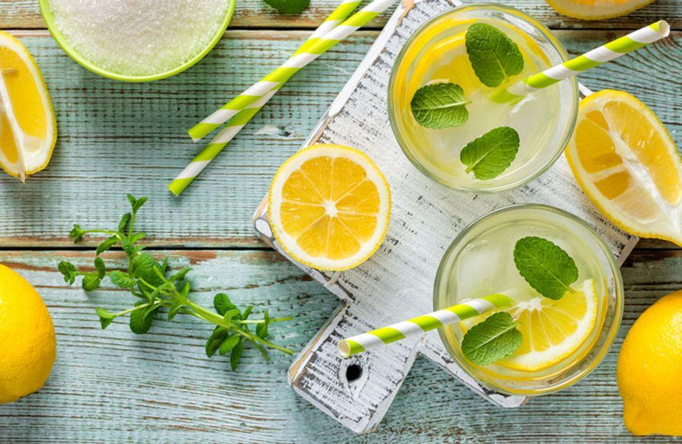 6 benefícios da água com limão que você precisa conhecer