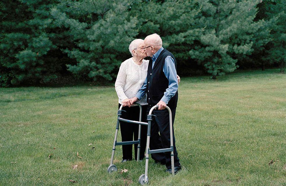¡Felices para siempre! 20 imágenes que demuestran que el amor para toda la vida sí existe