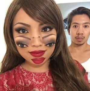 Promise Tamang est la reine en matière d'illusion
