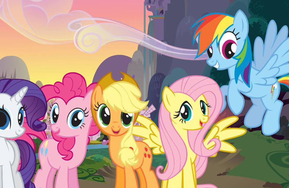My Little Pony Mal Spiele