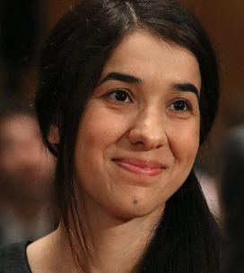 La historia de Nadia: de esclava sexual del Estado Islámico a embajadora de la O
