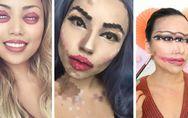 Cette magicienne du make-up frappe très fort avec ses tutos beauté hallucinants