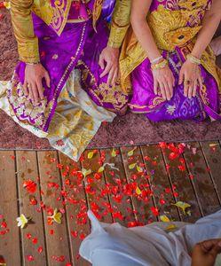 Balinesische Hochzeitsbräuche
