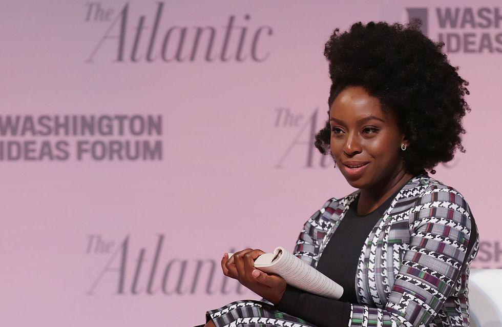 La femme de la semaine : Chimamanda Ngozi Adichie, l'icône féministe qui va changer les choses