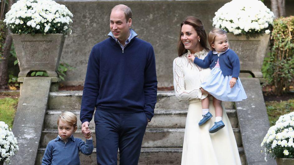Le fashion trip de Kate Middleton au Canada (Photos)