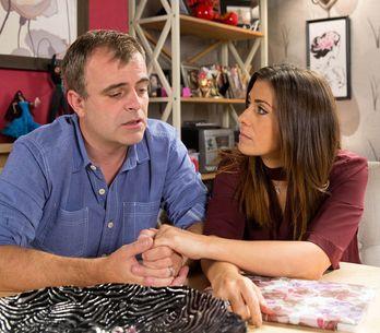 Coronation Street 10/10 - Steve And Michelle Get Some Devastating News