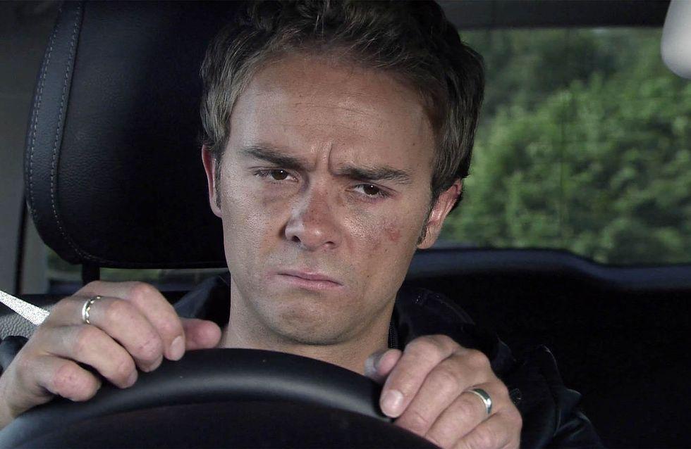 Coronation Street 12/10 - David's Driven To Desperate Measures