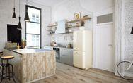 5 ideas para conseguir una cocina retro