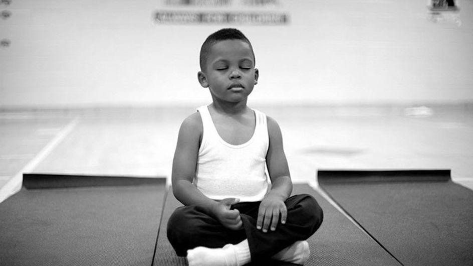 """La meditación, el nuevo """"castigo"""" para los niños más rebeldes de este colegio"""