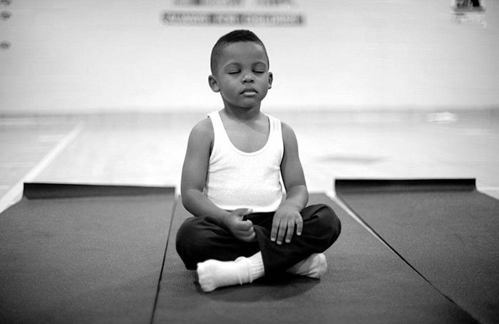 La meditación, el nuevo castigo para los niños más rebeldes de este colegio
