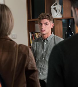 Hollyoaks 11/10 - Ste Goes To Hospital For An Answer To His Blackouts