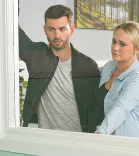 Hollyoaks 12/10 - Cameron Is Asked To Identify A Body