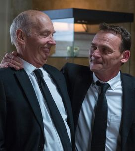 Eastenders 13/10 - Les Is Impressed With Billy