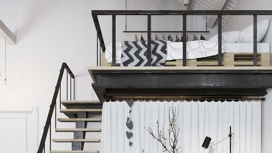 ¡Descubre todas sus posibilidades! 20 ideas para crear un dormitorio en un altillo