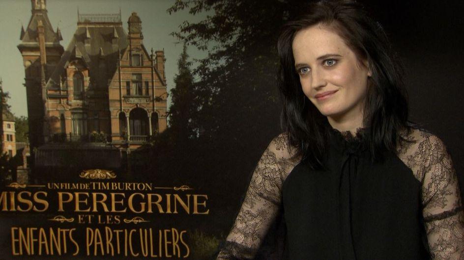 """Eva Green : """"Pour Tim Burton, j'aurais joué n'importe quoi, même une mouche"""" (Interview exclusive)"""