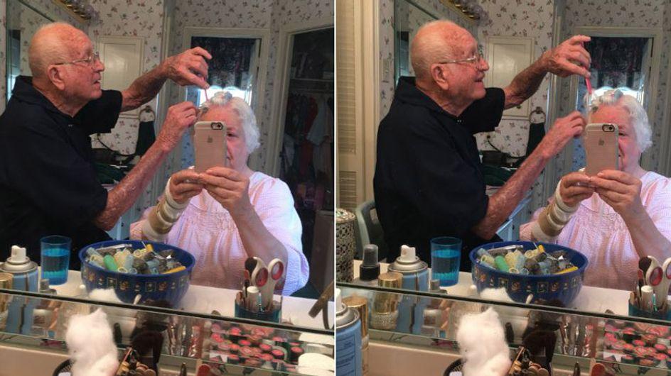 Es gibt sie doch, die wahre Liebe: Was dieser Ehemann für seine Frau tut, ist einmalig