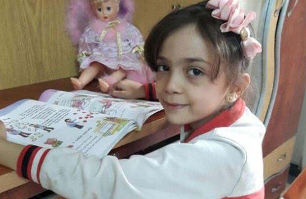 Une petite fille syrienne raconte l'enfer de la guerre et bouleverse le monde