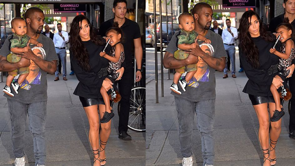 27 Times The Kardashian-Wests Gave Us Family Goals