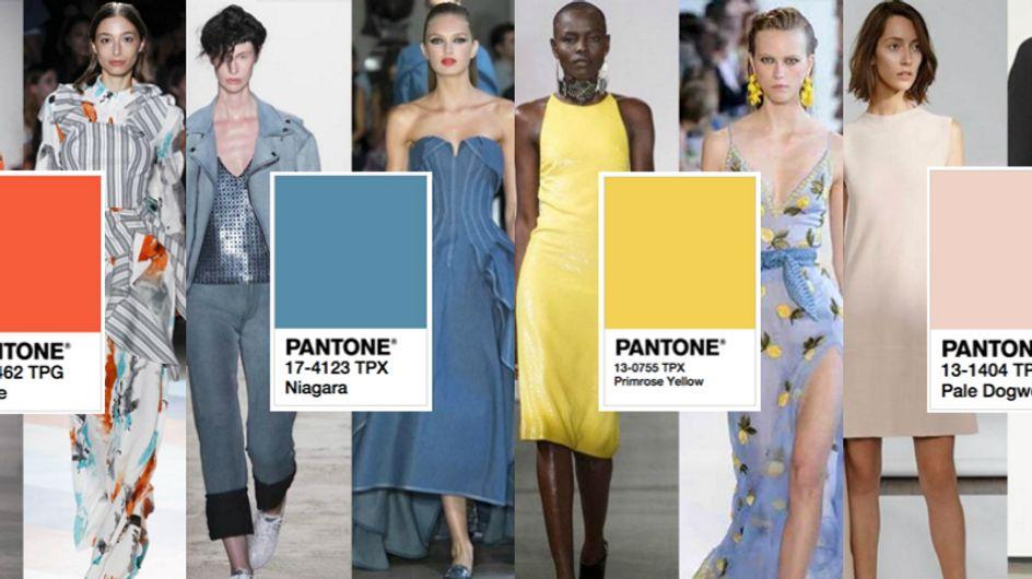 As 10 cores da moda que vão bombar em 2017, segundo a escala Pantone